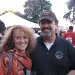 Lynn and Rick Burkhardt of Columbia River Brewing