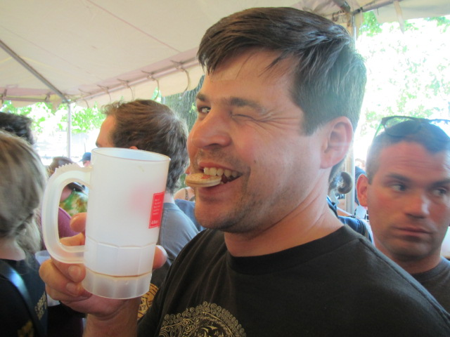 Bailey's Taproom founder Geoff Phillips