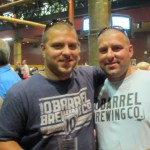 10 Barrel Brewing's Chris Cox (left) and Jeremy Cox