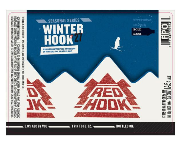 RedHook Winter Hook #27