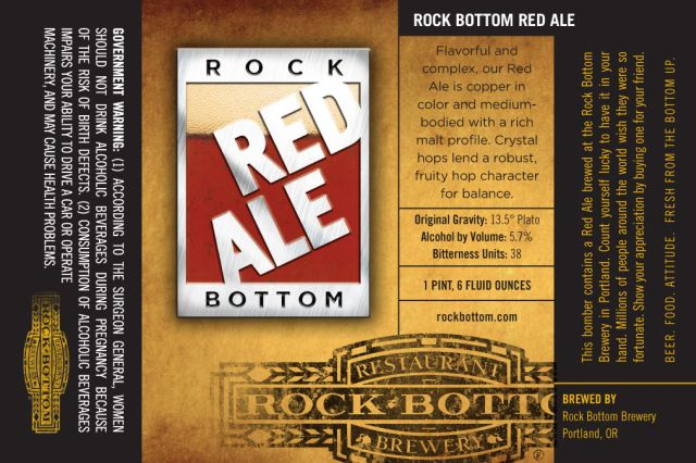 Rock Bottom Red