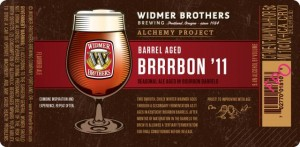 Widmer Brrrbon '11
