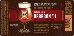 Widmer Brrrbon '11