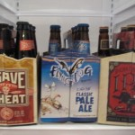 Six-packs of Breckenridge, Flying Dog, and Odell brews