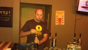 Bottles proprietor and publican Brant Kunze