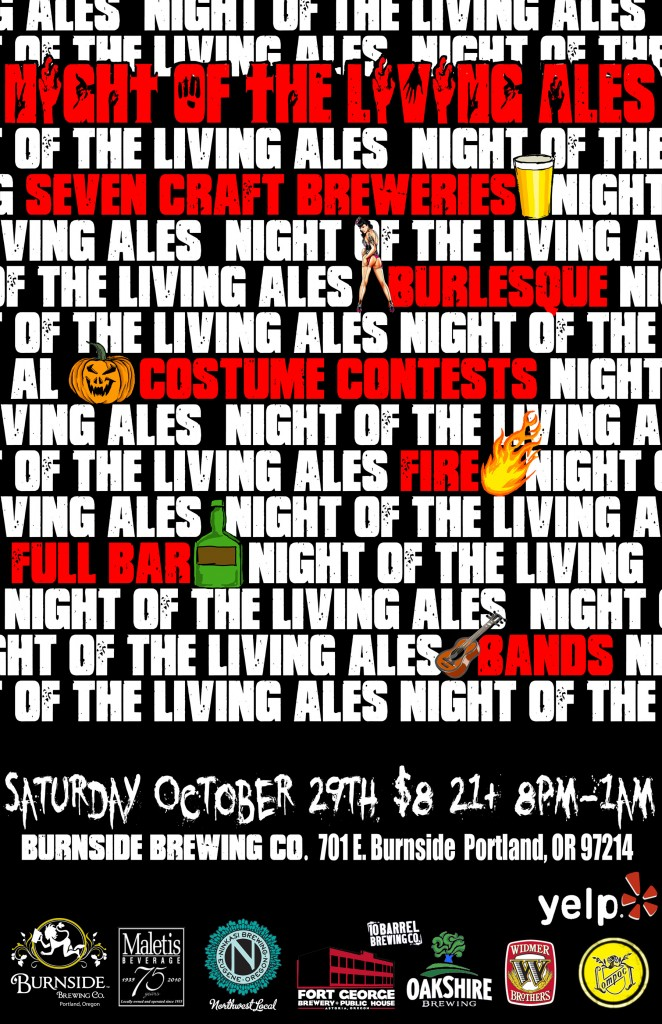Night of the Living Ales 2