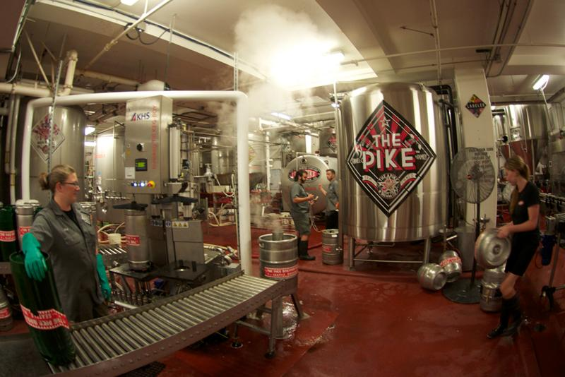 Pike Brewery