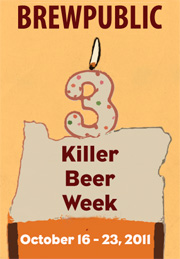 Brewpublic Killer Beer Week 2011