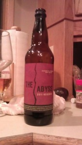 2011 Deschutes The Abyss Imperial Stout