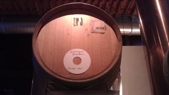 Deschutes Barrel at the Portland Pub