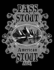 GoodLife Brewing Pass Stout Ale