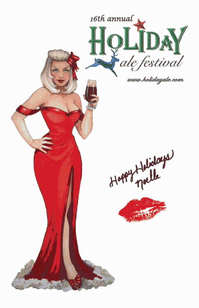 16th Annual Holiday Ale Festival