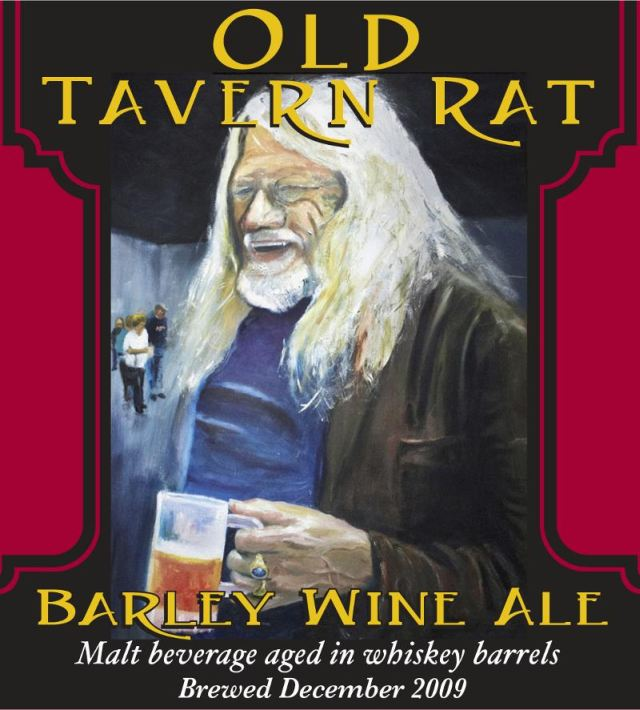 Lompoc Old Tavern Rat