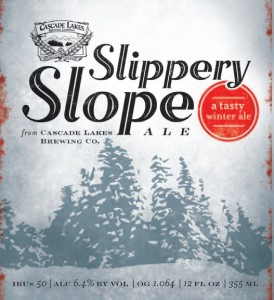 Slippery Slope Winter Ale from Cascade Lakes Brewing