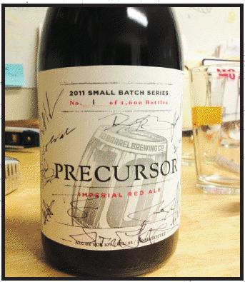 10 Barrel Precursor Imperial Red Ale