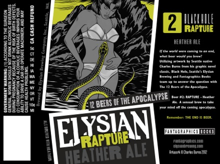 Elysian Rapture Heather Ale