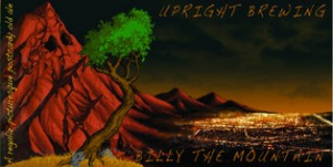 Upright Billy the Mountain