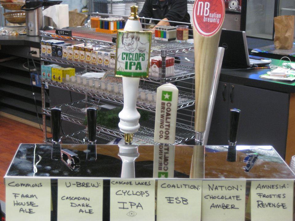 Uptown Market taps
