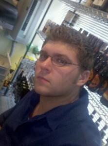 Andrew Wegman, General Manager of Birra Deli