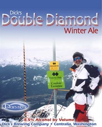 Dick's Double Diamond Winter Ale
