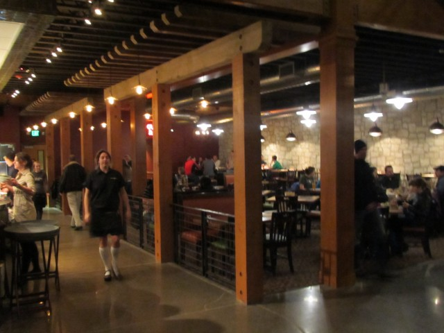 Deschutes newly remodeled brewpub in downtown Bend