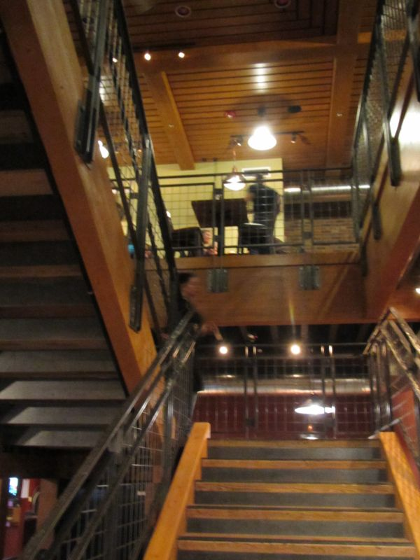 New two-story addition to Deschutes brewpub in downtown Bend, OR