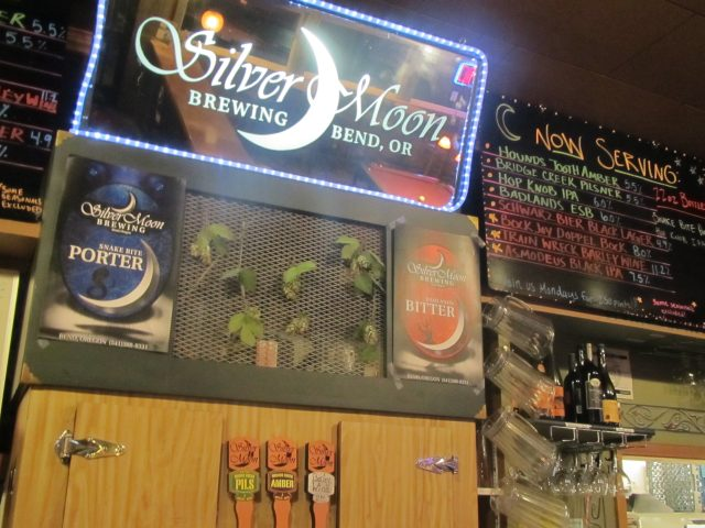 Silver Moon Brewing Co. in Bend, OR