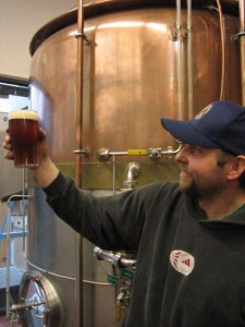 Deschutes Brewmaster Cam O'Connor (photo by J.Foyston)
