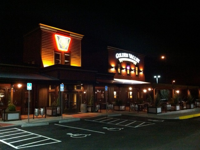 Golden Valley Restaurant & Brewery, Beaverton OR