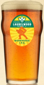 Laurelwood Workhorse IPA