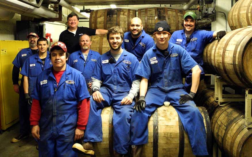 Top Sail Crew at Full Sail Brewing Co.