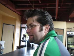 Lompoc brewer Bryan Keilty