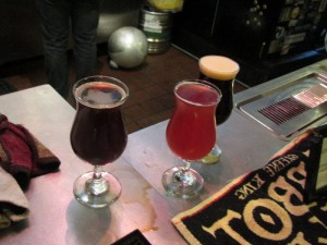 Cantillon and the Bruery treats featured at Beer Revolution's 2nd Anniversary
