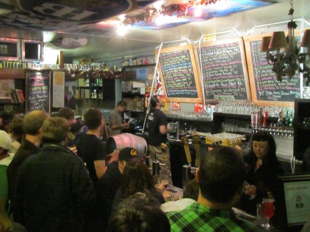 Beer Revolution's Second Anniversary Celebration