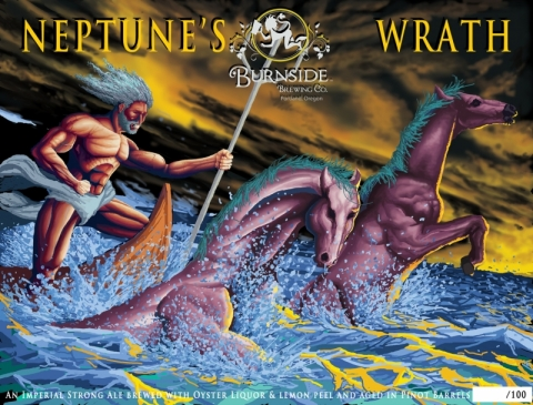 Burnside Brewing Neptune's Wrath