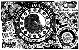 Festival of Dark Arts @ Fort George Brewery
