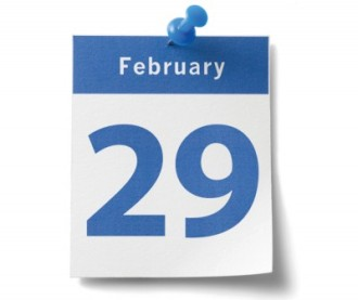 Leap Year Day, February 29
