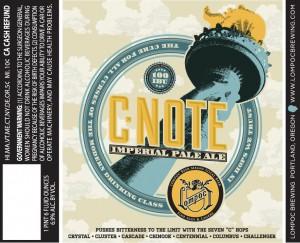 Lompoc C-Note Imperial Pale Ale