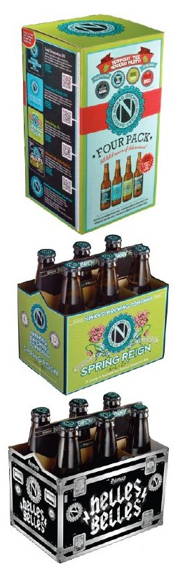 Ninkasi Seasonals
