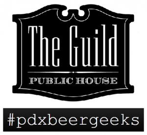 The Guild Public House and #pdxbeergeeks