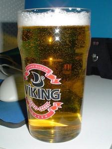 half liter of Viking