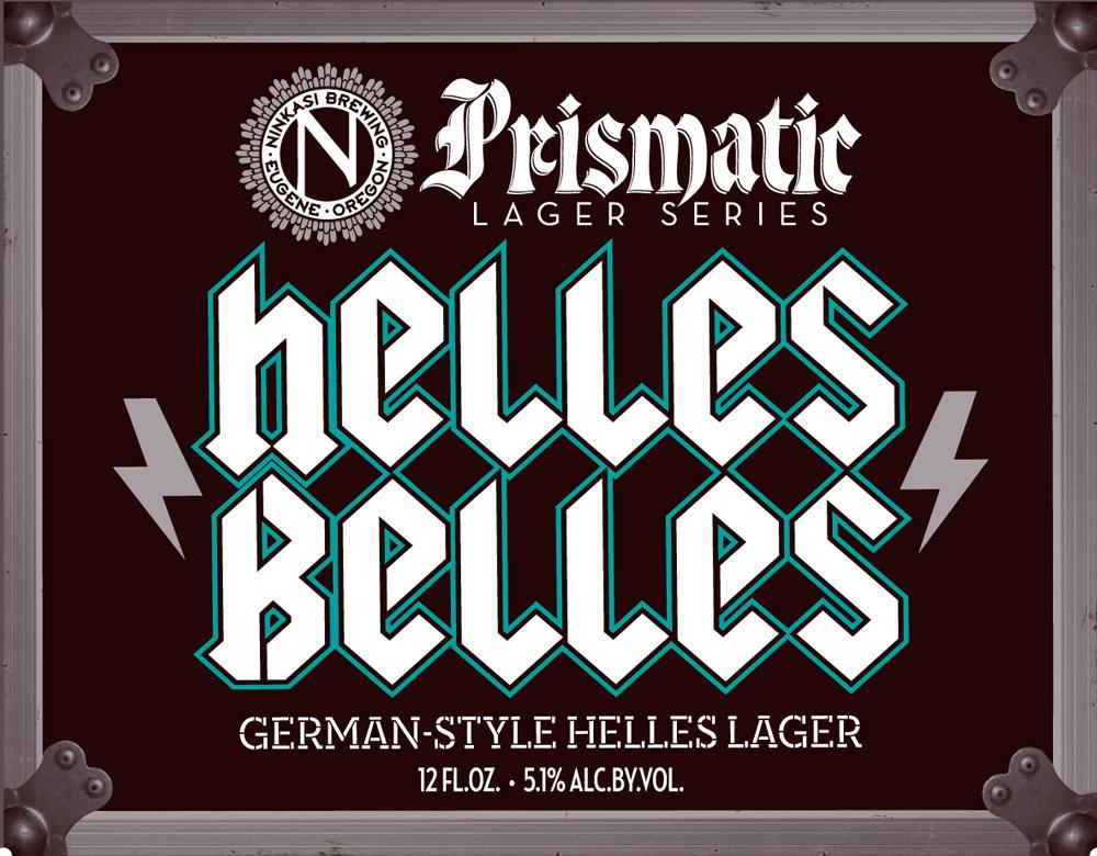 Ninkasi Helles Belles German-Style Helles Lager