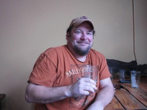 Amnesia founder and brewmaster Kevin King