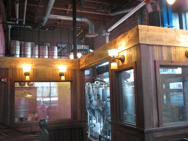Old Town Pizza Brewery