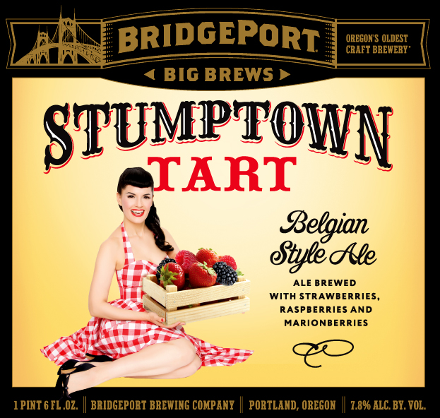 BridgePort Stumptown Tart 2012