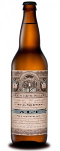 Full Sail Phil's Existential Alt from the Brewer's Share series