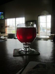 Cascade 2011 Blueberry Sour Ale