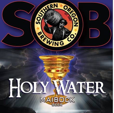 SOB Holywater Maibock