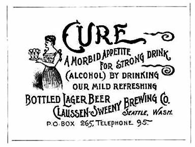 1890 Sweeney ad (image courtesy of Brewerygems.com)