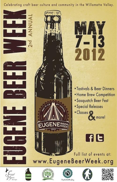 2012 Eugene Beer Week May 7-13, 2012